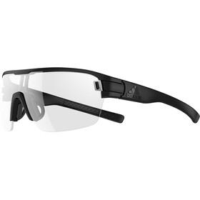 adidas Zonyk Aero Cykelbriller L, black matt/vario